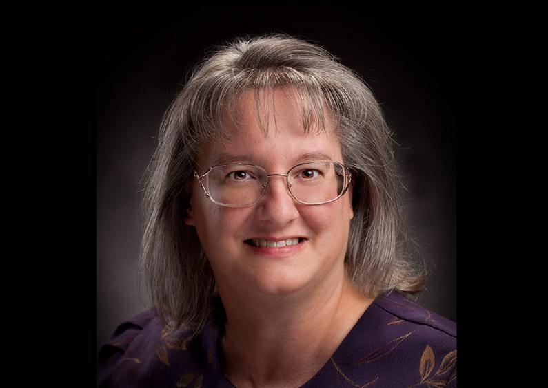Debra Casper, Financial Counselor.