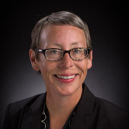 Secretary, Glenda Bradshaw.