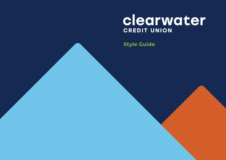 Clearwater Credit Union Style Guide